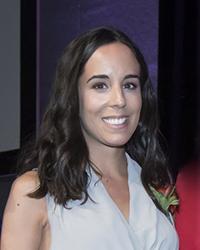 Marianne Poitras, lauréate du prix Julien-Braun