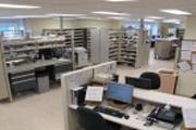 Pharmacie de l'hôpital en 2009