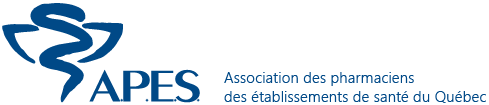 Logo A.P.E.S., version originale (LADH)