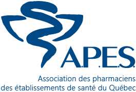 Logo A.P.E.S., version originale (LADV)
