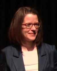 Marie-Ève Legris, lauréate du prix France-Boulet 2018