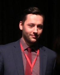 benjamin Martin, lauréat du prix Julien-Braun 2018