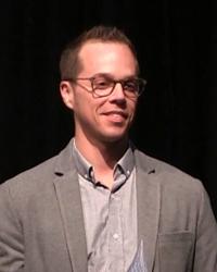Pierre-André Dubé, lauréat du prix d'excellence en pratique spécialisée 2018
