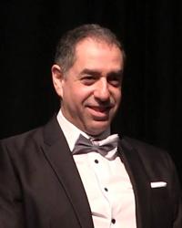 André Bonnici, lauréat du prix d'excellence Roger-Leblanc 2018
