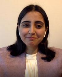 Ghina Moussa, lauréate du prix Julien-Braun 2021