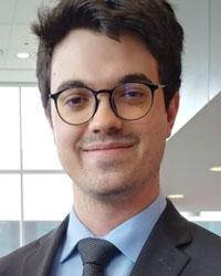Alexandre Mathieu, lauréat du prix pour la relève 2021